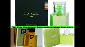 Paul Smith Men/<b>Davidoff Good Life</b>/Paco Rabanne Pour Homme ...