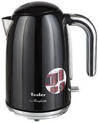 <b>Чайник электрический Tesler</b> KT-1755 Black купить в интернет ...