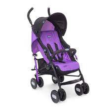 Купить <b>коляску</b>-<b>трость Chicco Echo</b> stroller с бампером Purple Jam ...
