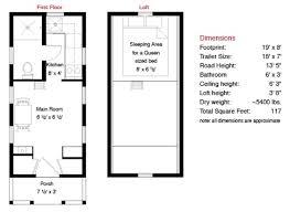 Tumbleweed Tarleton Tiny HouseTumbleweed Tarleton Tiny House Floor Plan