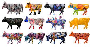 Afbeeldingsresultaat voor cow parade 2015