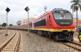 """Résultat de recherche d'images pour """"image d'un chemin de fer en Afrique"""""""