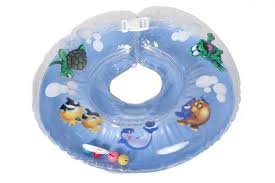 "Двухсторонний <b>круг</b> для плавания на шею ""Дельфин"" для деток 0 ..."