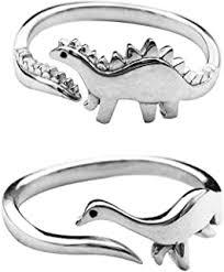 Dinosaur Rings - Amazon.com