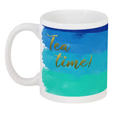 <b>Кружка Время</b> чая #2372005 в Москве – купить <b>кружку</b> с ...