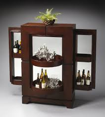find great bar cabinet furniture for cool interior room decor contemporary dark wood bar cabinet bar room furniture home
