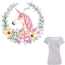 unicorn patch flower patches