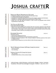 crafter resume   gra  crafter resume