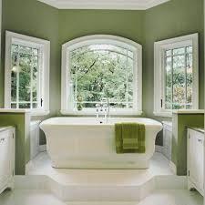 gallery colorful green bathroom