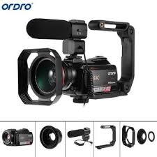 <b>Ordro AC5 4K UHD</b> 12X 24MP WiFi IPS Touch Screen <b>Digital</b> Video ...