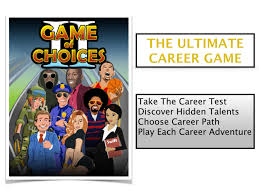the ultimate career test game of choices the ultimate career test