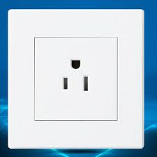 Three-hole American <b>Standard</b> 15A Socket 86 PC Panal <b>110V 250V</b> ...