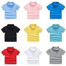 2019 New Children's Summer Cotton Short Sleeved Shirt ... - Vova