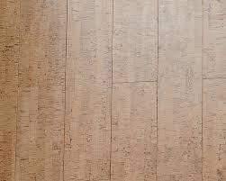 cork floor in bathroom