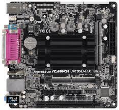 <b>Материнская плата ASRock J4105B-ITX</b> — купить по выгодной ...