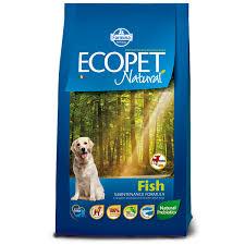 <b>Корм Farmina Ecopet</b> Natural Fish для собак всех пород Рыба 12кг