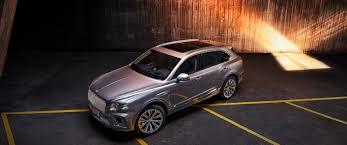 The <b>new</b> Bentley Bentayga SUV | Bentley Motors
