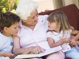 תוצאת תמונה עבור סבא סבתא ונכדים