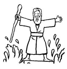 Image result for moses clipart