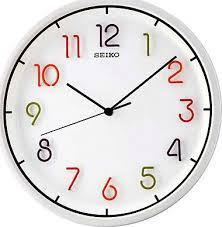 <b>Seiko Настенные часы SEIKO QXA447HN</b>, цена 5210 руб, купить ...