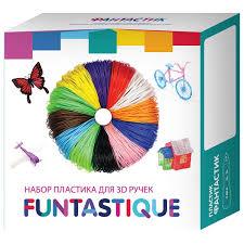 Купить Картридж для 3D-принтера <b>Funtastique PLA</b>-PEN-12 в ...
