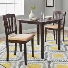 three piece dining set: simple living montego  piece dining set