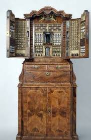 collectors cabinet anoniem 1730in the collection of rijks museumwebsite wwwrijksmuseum apothecary furniture collection