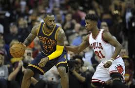 Image result for lebron bulls