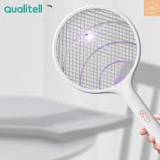 [follow us]Youpin <b>Qualitell Electric Mosquito Swatter</b> Home Fly ...