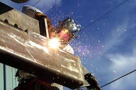 rc welding technology ups productivity nu steel fabricators new remote control welding technology is improving efficiency