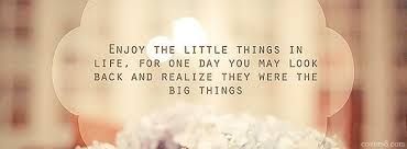 Bildresultat för enjoy the little things