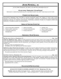 sample registered nurse resume  seangarrette cojk er nurse example er emergency room nurse resume free sample   sample registered nurse resume