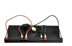 amazon com razor mx500 mx650 dirt rocket battery wiring harness amazon com razor mx500 mx650 dirt rocket battery wiring harness easy slide on terminals no ering automotive