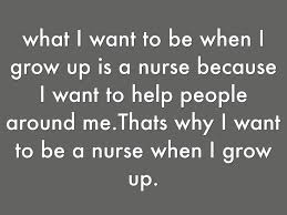 on why i want to be a nurse essay on why i want to be a nurse