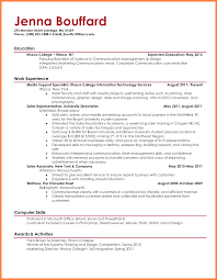 example of good resume for college student bussines proposal example of good resume for college student resume template for student college award activities details and computer skills png