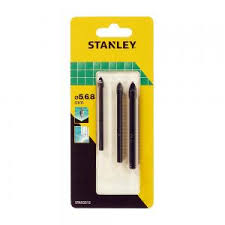 Купить STANLEY STA53312-QZ <b>набор</b> перьевых <b>сверл по стеклу</b> ...