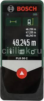 Купить Лазерный <b>дальномер BOSCH PLR 50</b> C в интернет ...