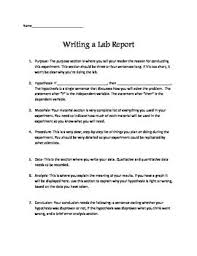 The daphnia lab report   A Level Science   Marked by Teachers com Image titled Write a Good Lab Conclusion in Science Step