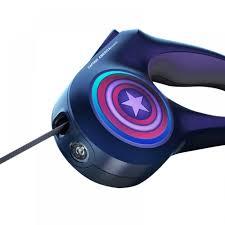 <b>Поводок для собак Petkit</b> Marvel GO SHINE Telescopic Traction ...