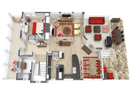Home Design Software   RoomSketcherRoomSketcher Home Design Software  D Floor Plan