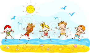 Image result for summer kids at the beach
