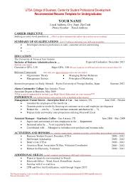 Resume Objective For Administrative Assistant  sample to make     ipnodns ru
