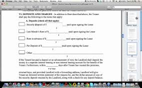 how to fill out a standard lease agreement how to fill out a standard lease agreement