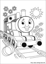 Small Picture Thomas and Friends coloring picture Coloring for kid