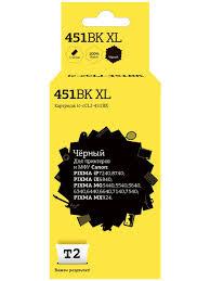 <b>Картридж T2 IC-CCLI-451BK XL</b> для Canon (CLI-451BK XL) T2 ...