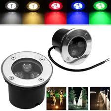 <b>LED</b> Buried <b>Light DC</b> 12V/85 285V Waterproof <b>LED</b> Floor <b>Lamp</b> 3W ...