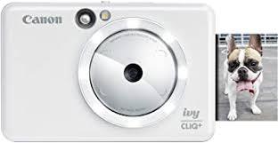 Canon IVY CLIQ+ Instant Camera Printer ... - Amazon.com