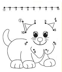 Kindergarten counting, Worksheets and Number worksheets on PinterestToddlers Kids Under 7: Tracing Worksheets for