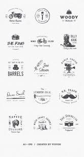 17 best ideas about logo design logo 15 retro vector logo templates smashfreakz