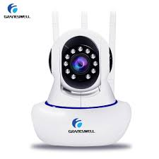 Wireless <b>IP Camera 1080P</b> 2.0MP Mini Camera <b>Wifi</b> Home Security ...